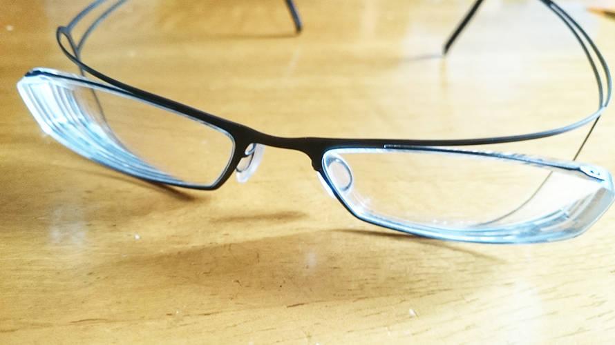 軽量眼鏡「ゼログラ」1日中かけてる人には良いと思う理由3つ