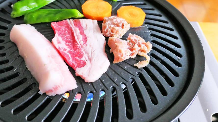 イワタニの焼肉プレートで一人焼き肉がめっちゃ捗る