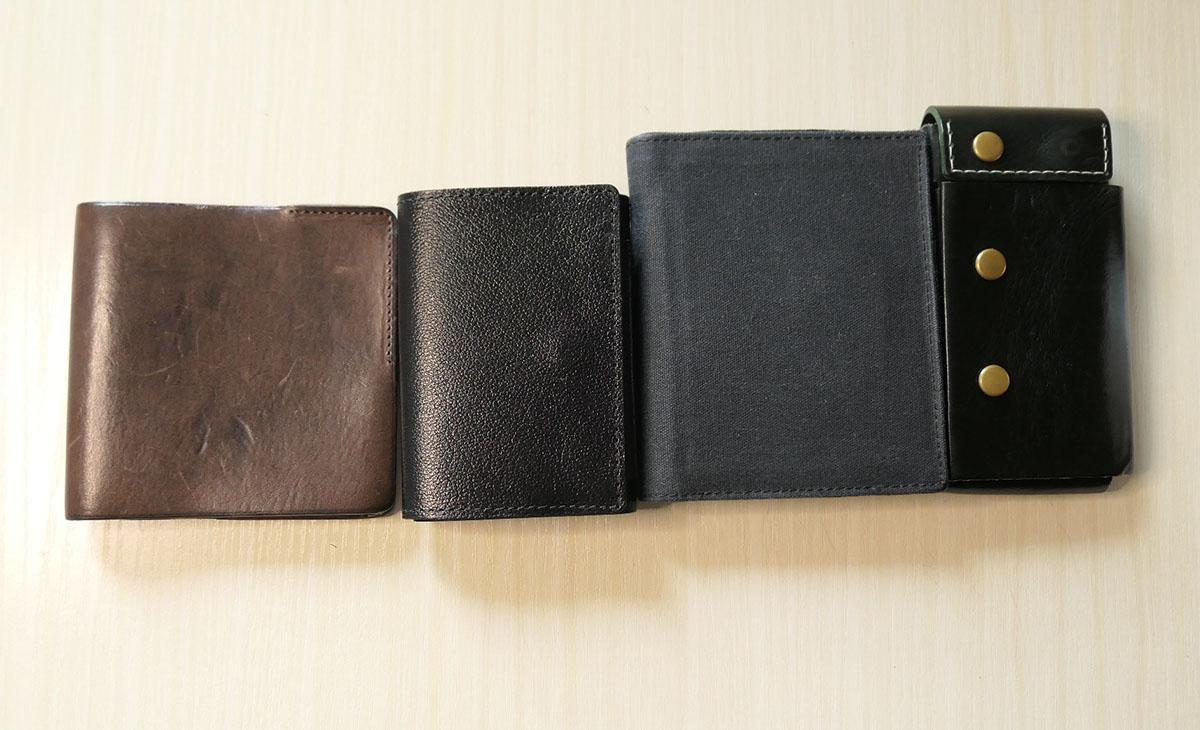 他のクラファン財布との比較